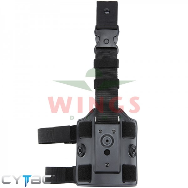 Cytac holster drop leg platform