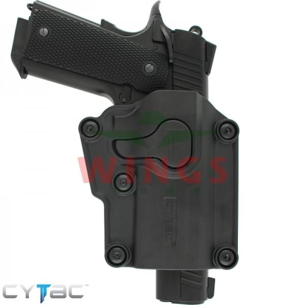 Cytac mega fit belt loop holster