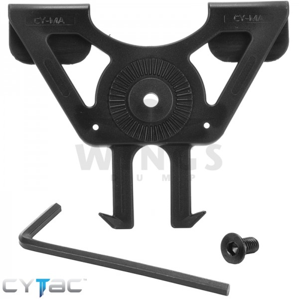 Cytac molle attachment voor holster
