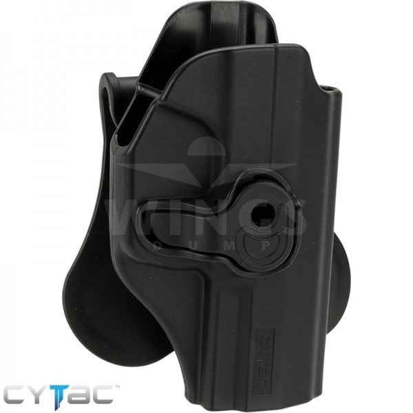 Rotating paddle holster voor Walther P-99