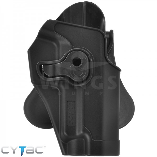 Rotating paddle holster voor Sig Sauer P-226