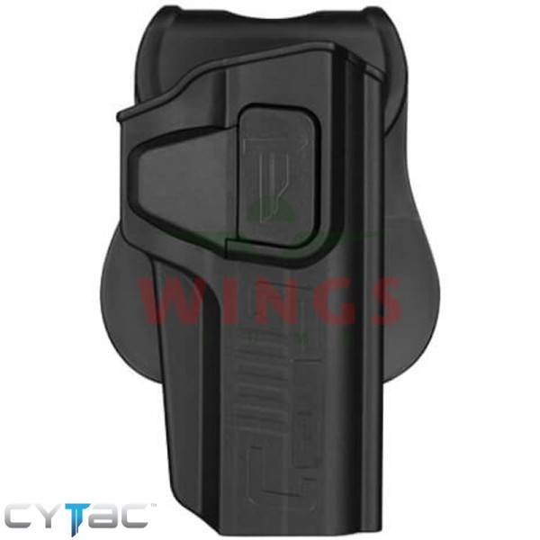 Cytac rotating paddle holster voor Colt 1911
