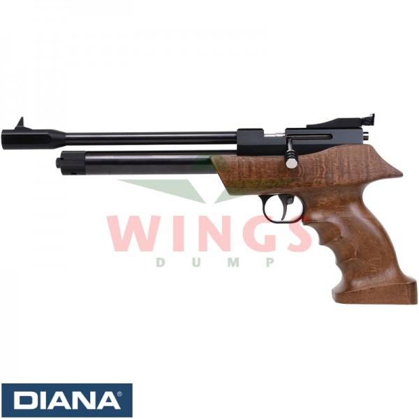 Diana Airbug meerschots co2 pistool 4,5 m.m.