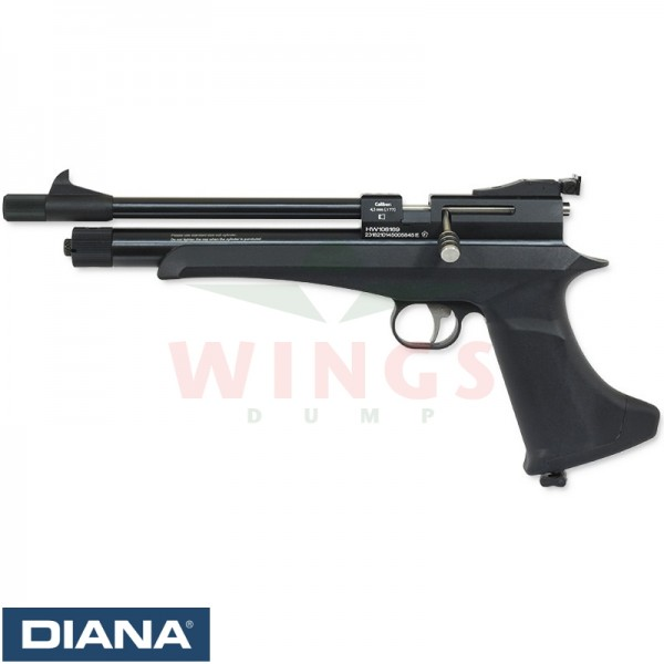 Diana Chaser co2 pistool 4,5 m.m.