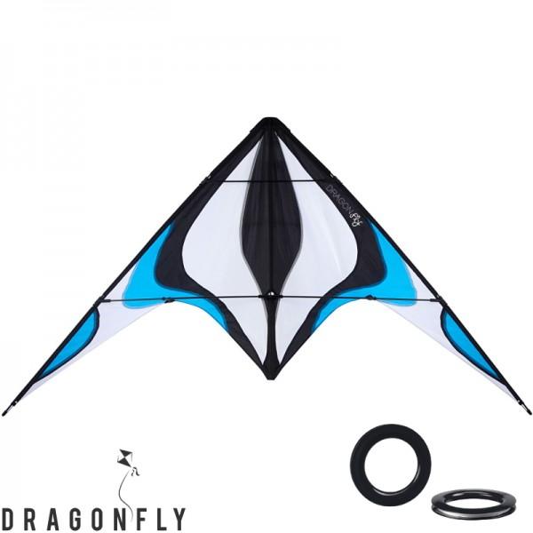 Stuntvlieger delta shape Dragonfly Norte 165