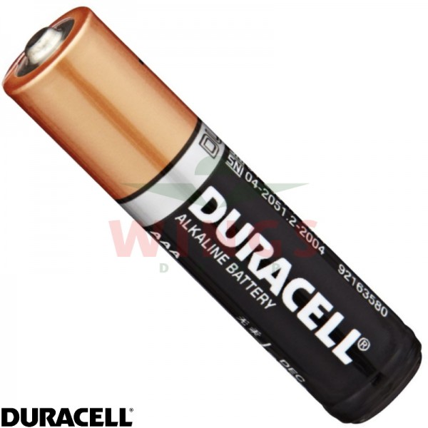 Duracell AAA batterij