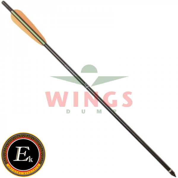 EK Archery kruisboogpijl aluminium 20 inch  5 stuks