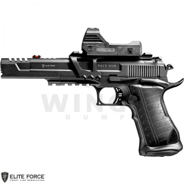 Elite Force Race Gun met Greendot Sight