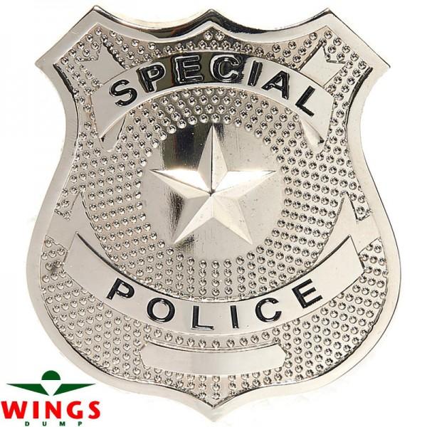 Embleem metaal U.S. special police