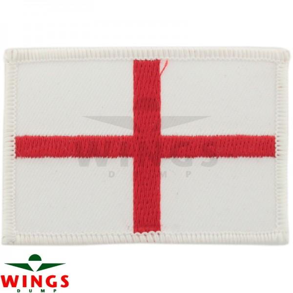 Embleem stof England 75x50 mm