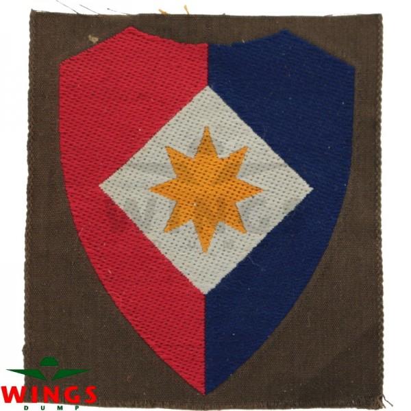 mouwembleem NL 1e legerkorps