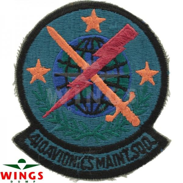 Embleem 410 Avionics Maint. Squadron