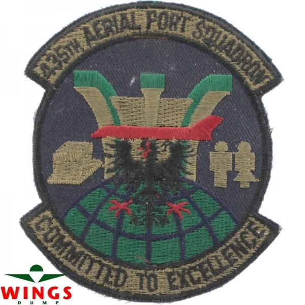 Embleem 435th Aerial Port Squadron