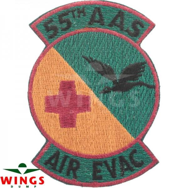 Embleem 55th. A.A.S. Air Evac Sq.