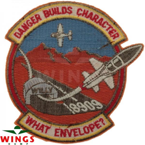 Embleem squadron 8909 danger builds