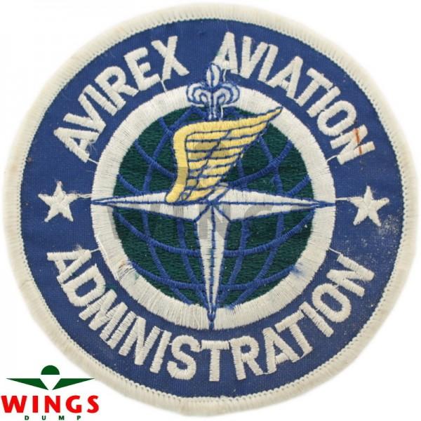 Embleem squadron Avirex Aviation