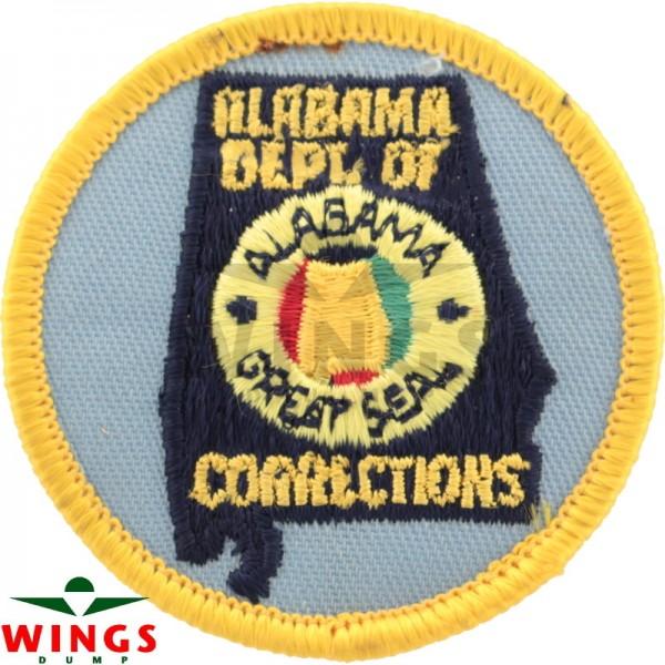 Embleem Alabama Dept. of Corrections