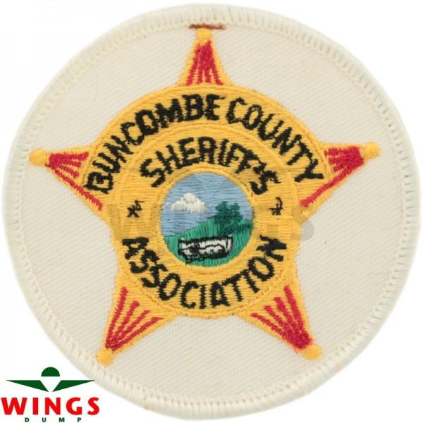 Embleem Buncombe county sheriff