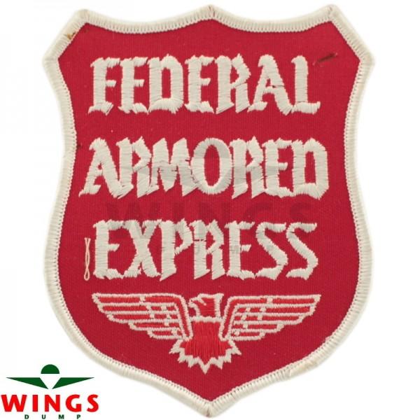 Embleem Federal Armored Express