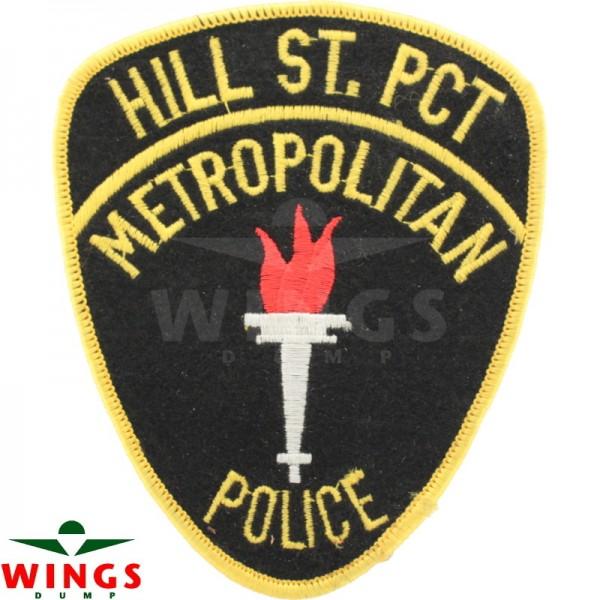 Embleem Metropolitan Police