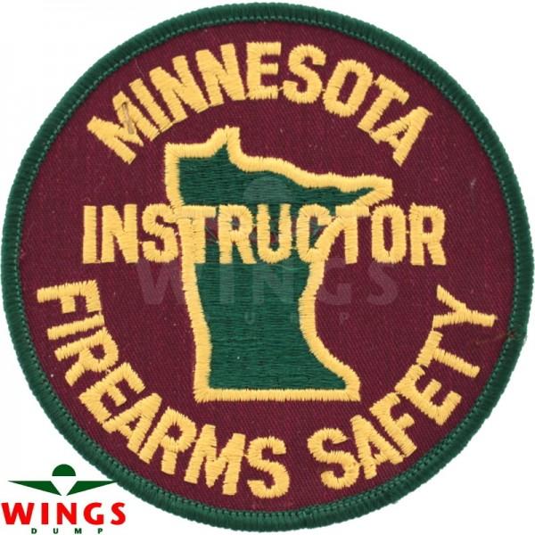 Embleem Minnesota Firearms instructor