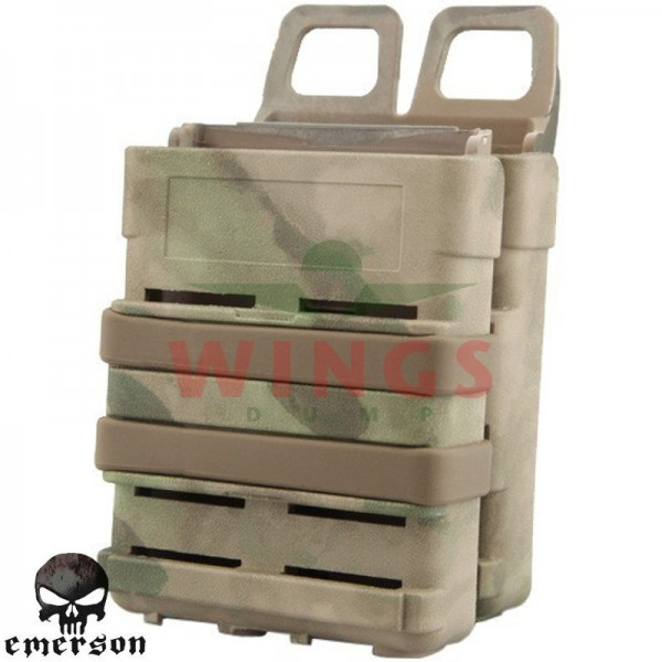 Emerson fastmag double magpouch DTC camo