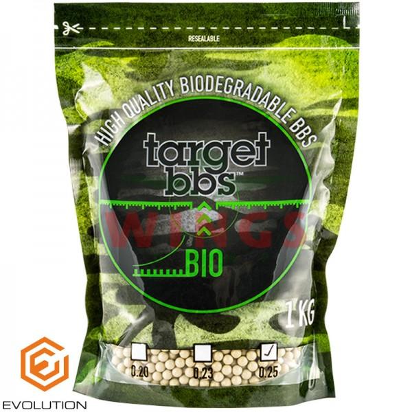 Target airsoft bb's 0,25 gram 4000 stuks