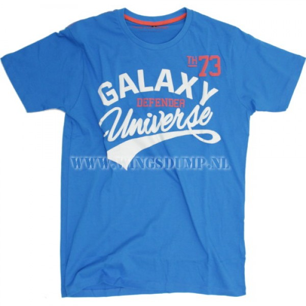 T-Shirt Galaxy 73 blue