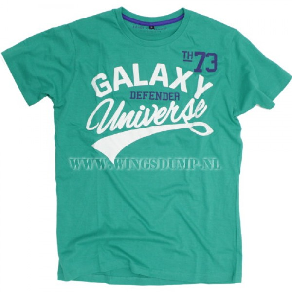 T-Shirt Galaxy 73 green