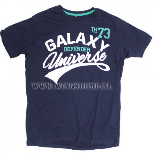T-Shirt Galaxy 73 marine