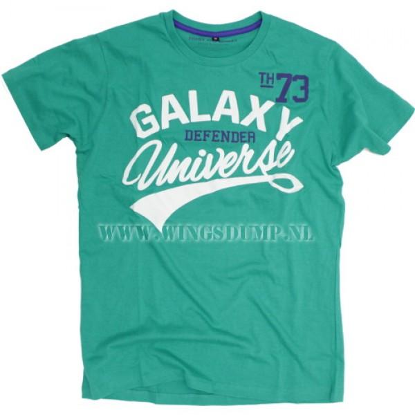T-Shirt Galaxy 73 green