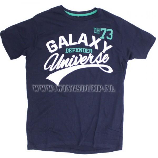 T-Shirt Galaxy 73 marine