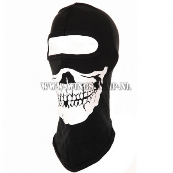 Bivakmuts thermo 1 gaats skull