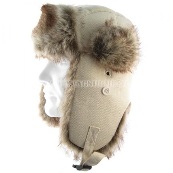 Bontmuts arctic beige