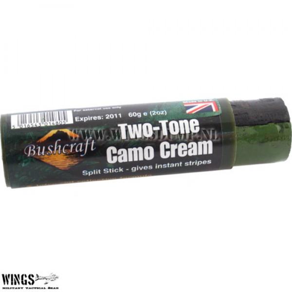 Camouflage stick Wesco zwart-groen