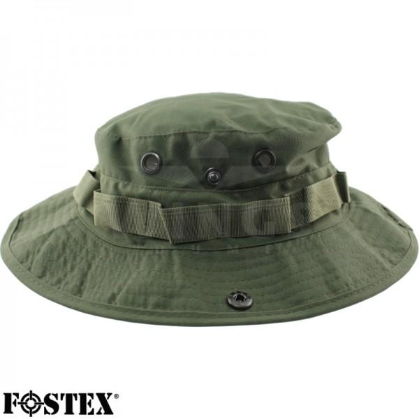Bush hoed ripstop groen