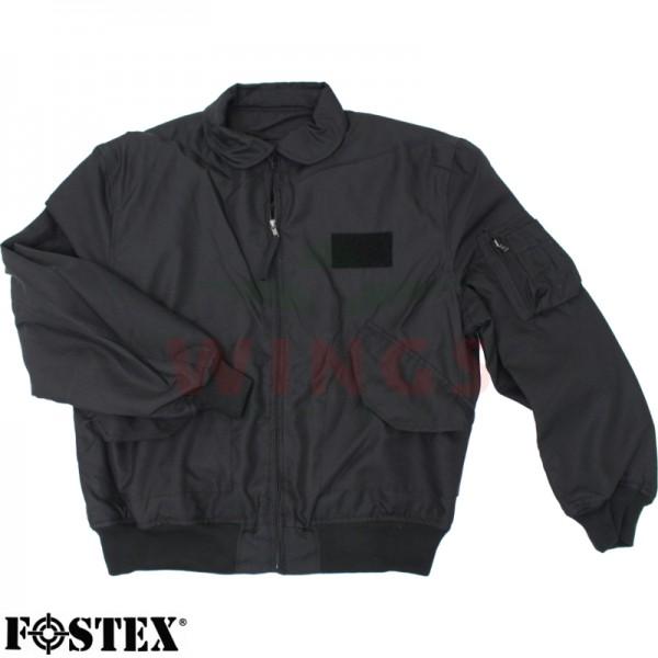 CWU flyers jacket zwart