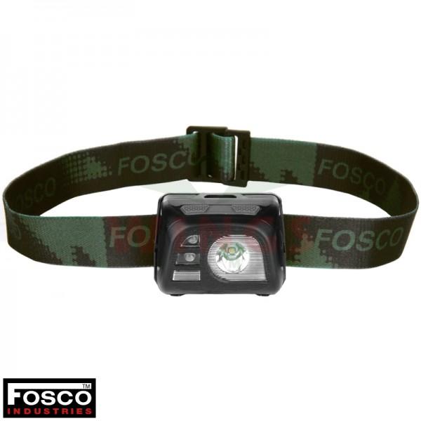 Fosco hoofdlamp 3W led  en combi led
