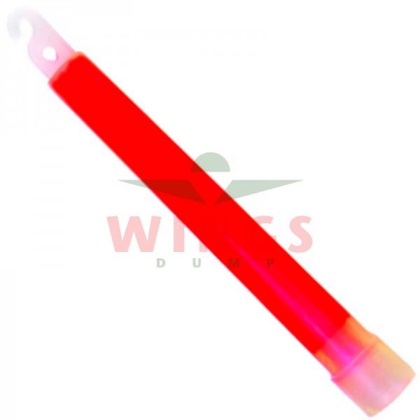 Lightstick 15 x 150 mm rood
