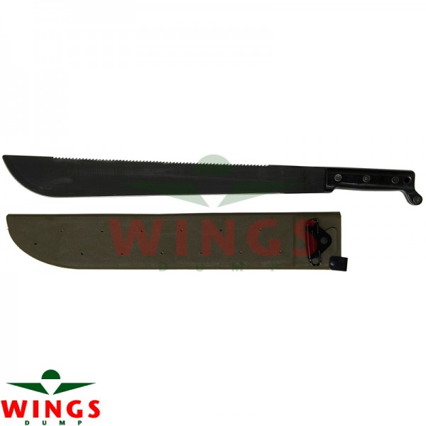 Kapmes U.S. Army 59 cm. met sheath