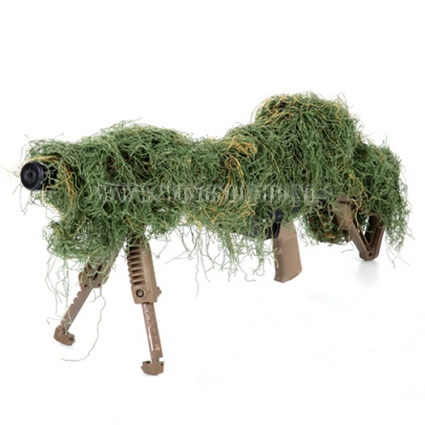 Rifle cover woodland