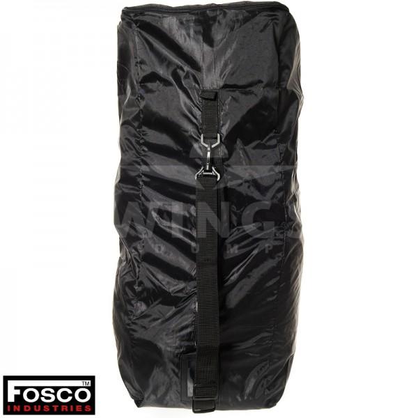Fosco flightbag zwart groot