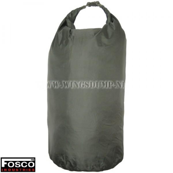 Waterdichte zak groot groen