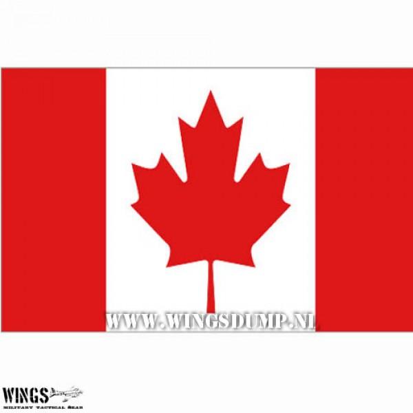 Vlag 150 x 100 cm. Canada