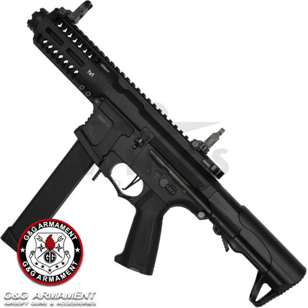 G&G ARP-9 Battle Machine black