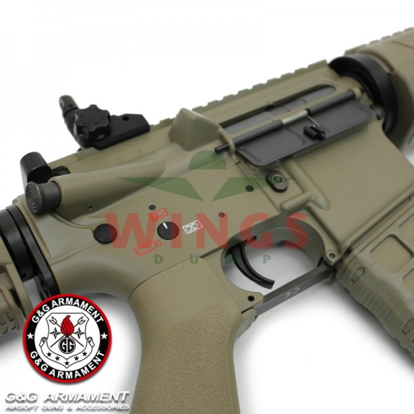 G&G GC4 G26 A1 full metal desert tan