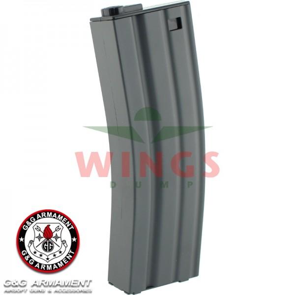 G&G M4 G2 metal low-cap magazijn 90 rounds
