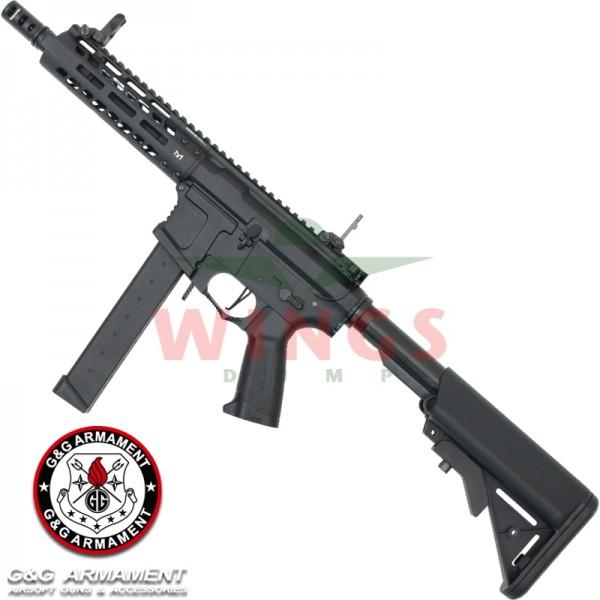 G&G PCC-9 Combat Machine black