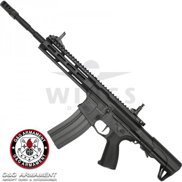 G&G CM16 Raider-L 2.0E black