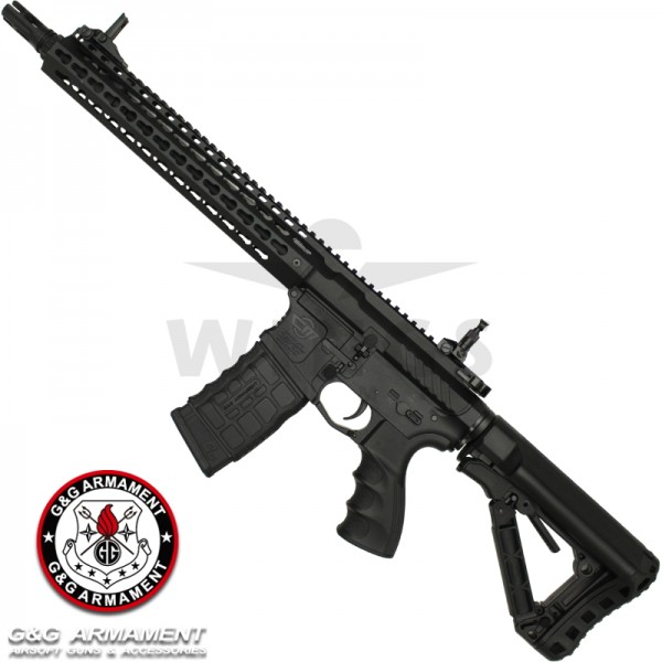 G&G CM16 SR-XL black